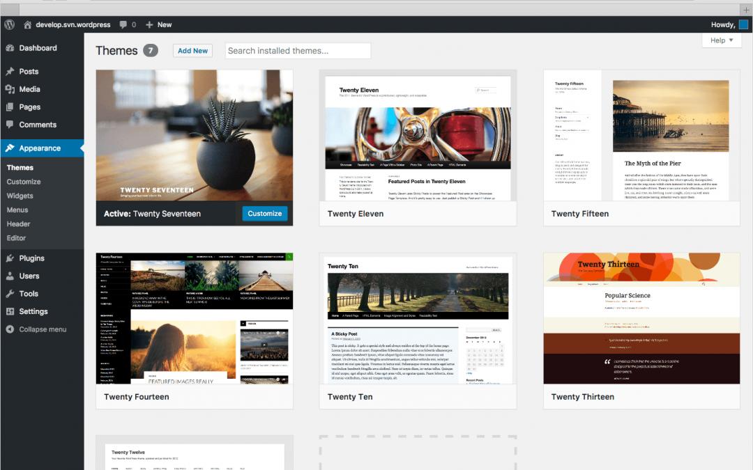 WordPress : c'est quoi ? Solution pour créer et gérer un site internet soi-même