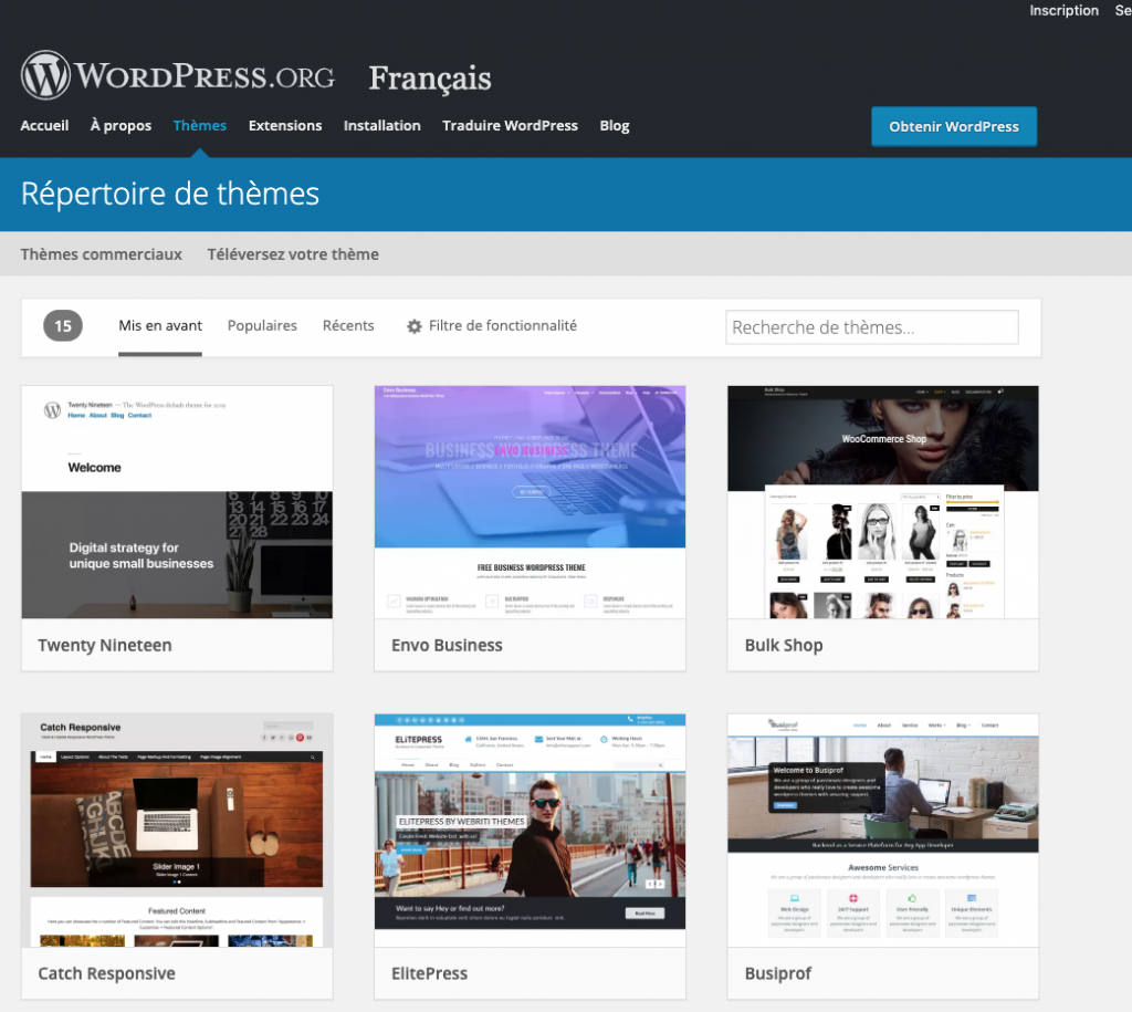 Theme Wordpress C Est Quoi Comment Trouver Un Theme Wordpress Digiselling
