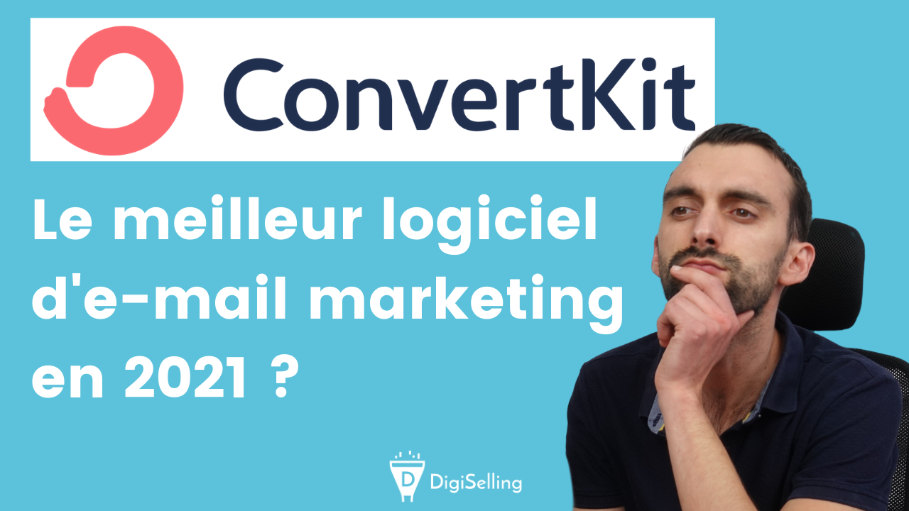 Le meilleur logiciel d'e-mail marketing en 2021 ?